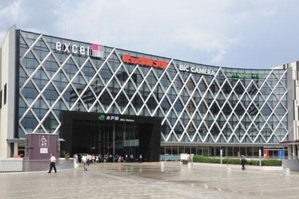 水戸駅ビルエクセル