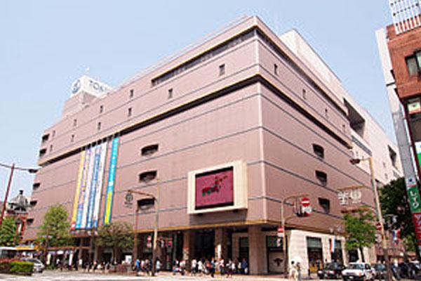 大分の百貨店トキハ